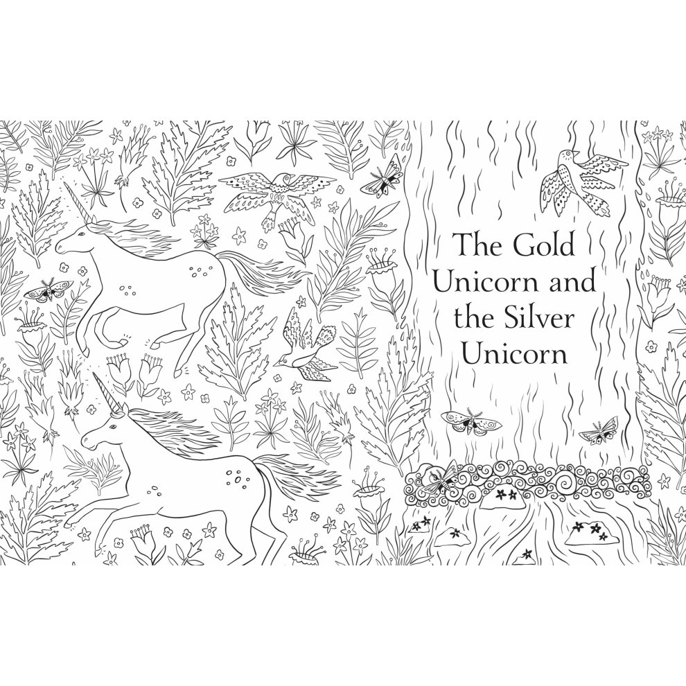 The Magical Unicorn Society Official Colouring Book on OnBuy