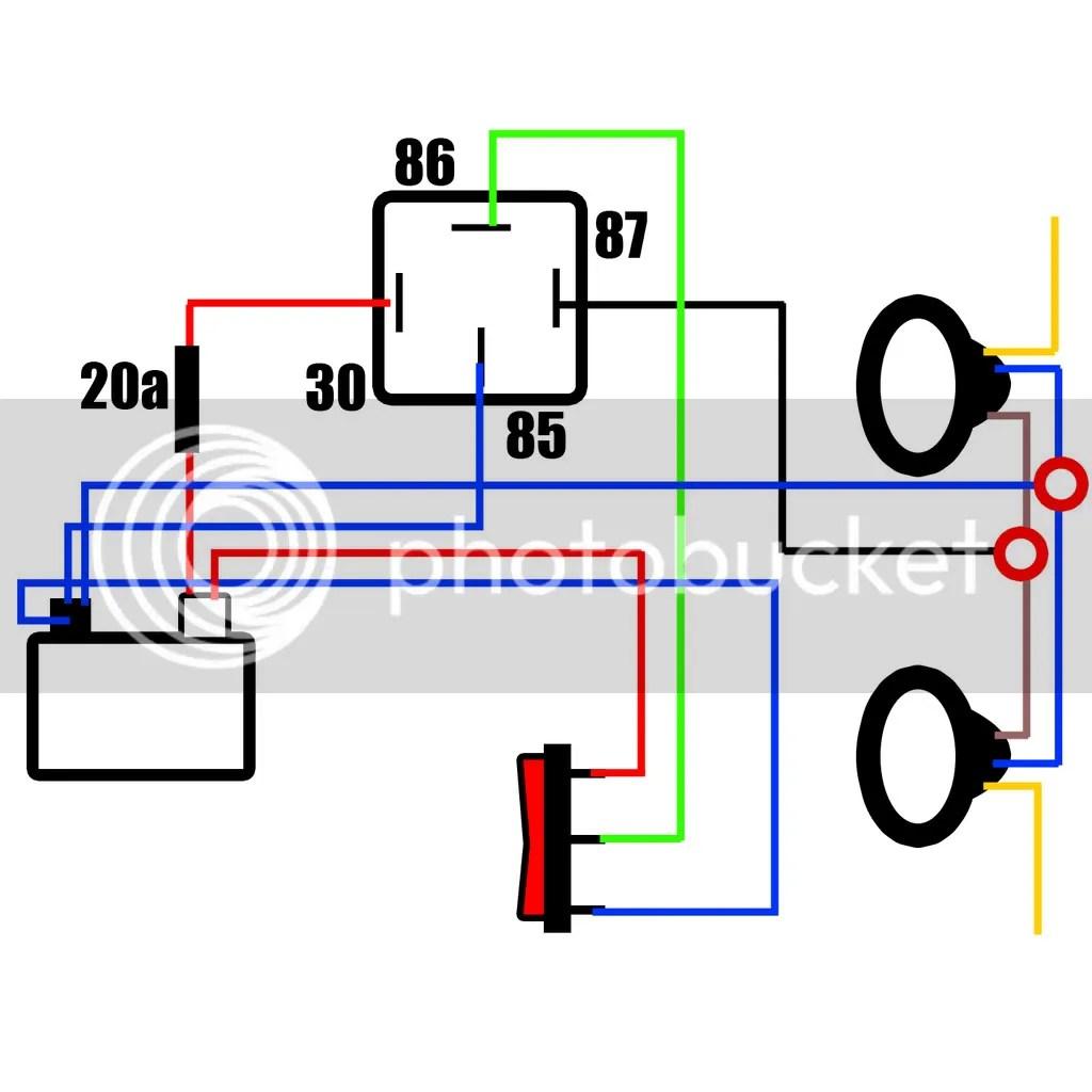 hella hid wiring diagram [ 1024 x 1024 Pixel ]
