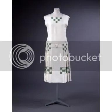 Robe de tennis 1926