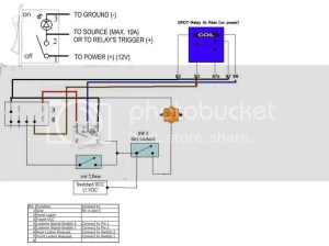Wiring diagram needed Locker 2 switch with LED  Rubicon Owners Forum