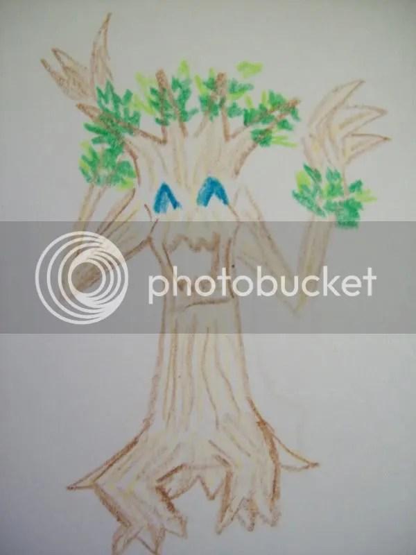 Zara's Tree!
