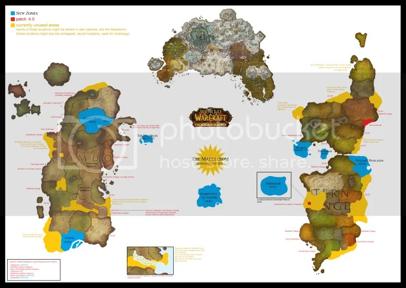 Where should i go again a look at level 80 85 cataclysm zones map of the zones here which ive reproduced for you below to show you where each new zone is located although i really do recommend clicking the link gumiabroncs Gallery