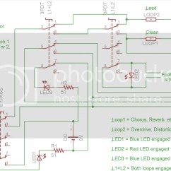 Tattoo Power Supply Wiring Diagram Car Radio Channel Footswitch Schematic, Channel, Get Free Image About