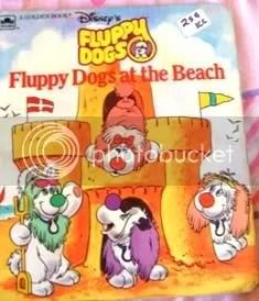 Fluppy Dogs book