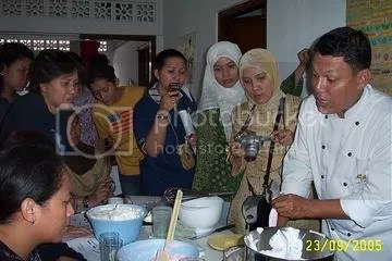 Pak Barry in action