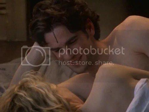 Eddie Cahill Shirtless
