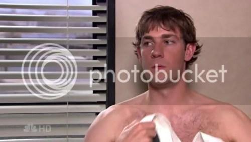 John Krasinski Shirtless