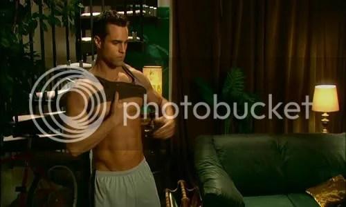 Marco Dapper Shirtless