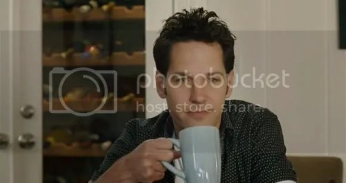 Paul Rudd from Knocked Up