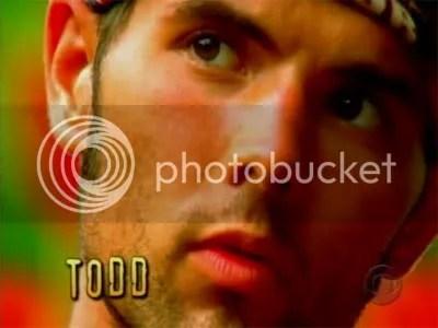 Todd Herzog Shirtless