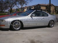 Honda Prelude Roof Rack - Lovequilts