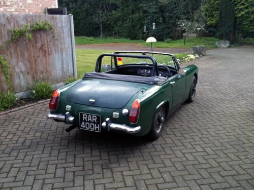 small resolution of an mg midget