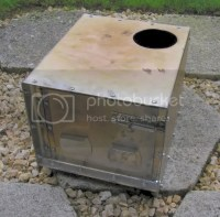 Homemade Tent Wood Stove | www.pixshark.com - Images ...
