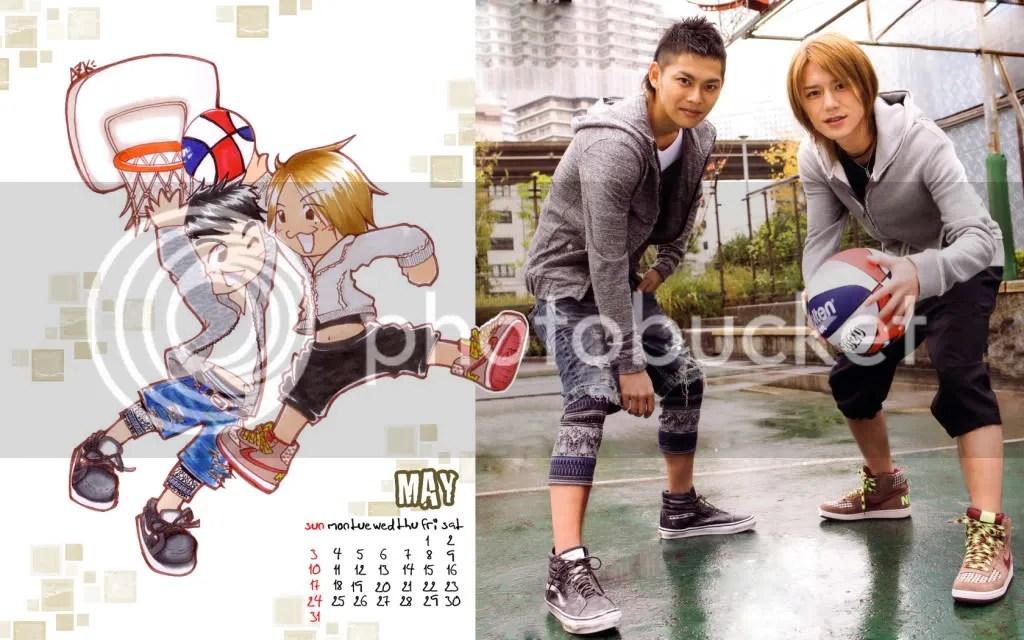 2009 may calendar