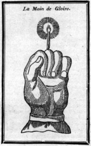 La main de gloire