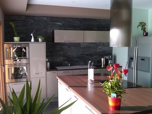 Credence Cuisine Parement - Décoration de maison idées de design d ...