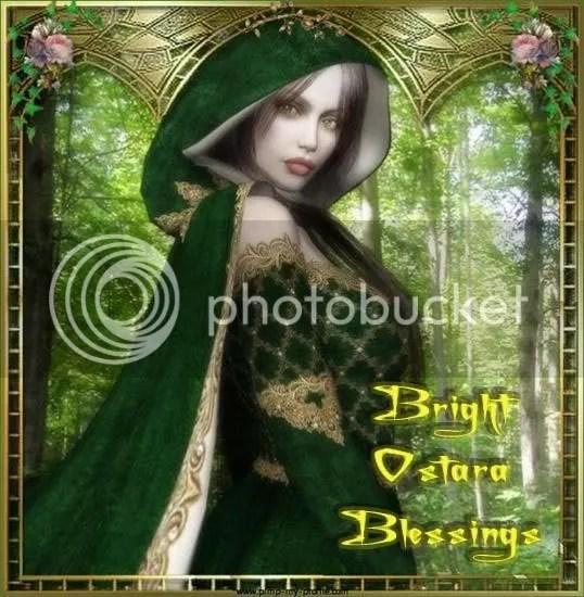 Ostara Blessings