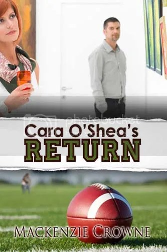 Cara O'Shea's Return by Mackenzie Crowne