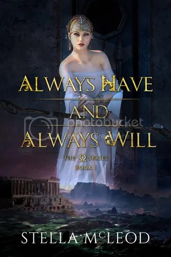 Always Have and Always Will, paranormal romance, by Stella McLeod