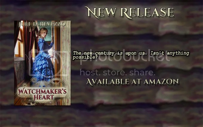 Historical Romance with Steampunk elements