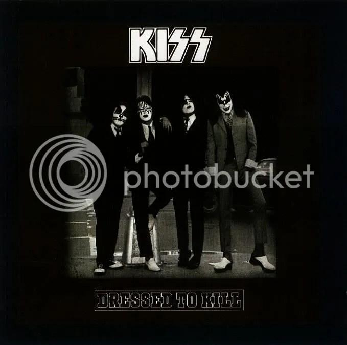 tercer album de KISS