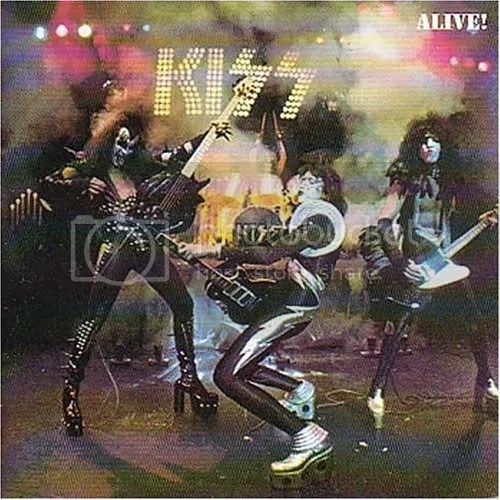Álbum en vivo de KISS
