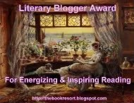 Literary Blogger Award