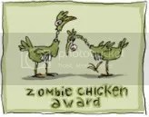 Zombie Chickens couldn't keep me away!