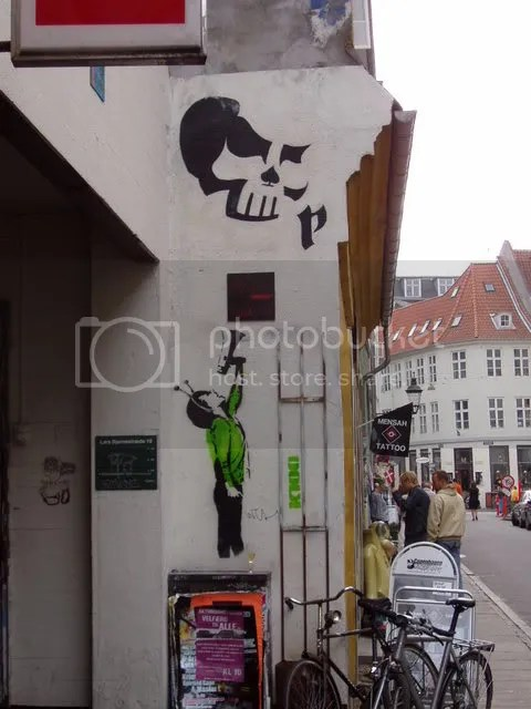 Dolk in Copenhagen again