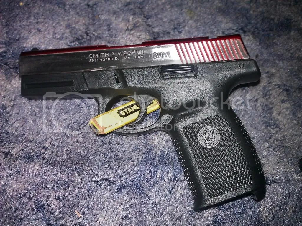 Final look of the Sigma 9mm