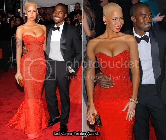 If I was skilled enough in photoshop, I would have etched out Amber Rose's