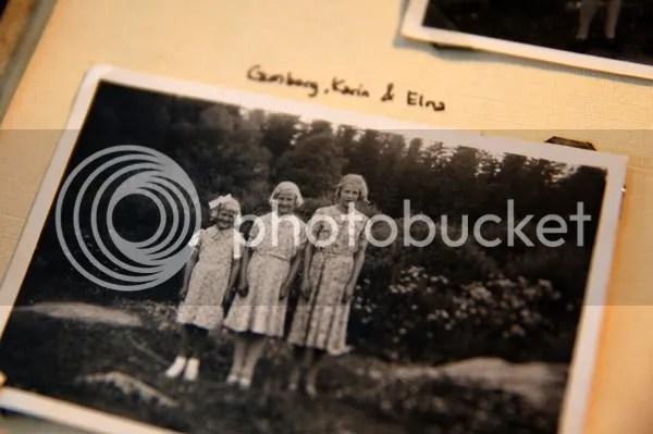 Gunborg, Karin & Farmor