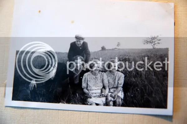 Knut, Bengt, Ivar, Farmor & Maj