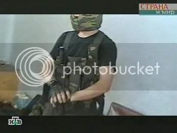Muslim Terrorist-Beslan School Attack