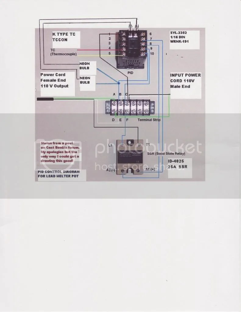 medium resolution of rex c100 pid wiring diagram
