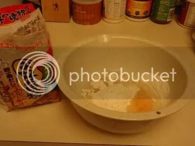 Okonomiyaki flour