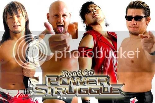 Tanahashi, Anderson, Nakamura & Yujiro