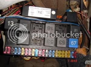 Mk2 Golf Fuse Box Diagram   Wiring Library