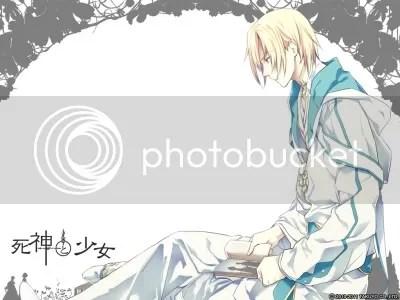 Otome Game] Shinigami to Shoujo: Introduction | White Prayer