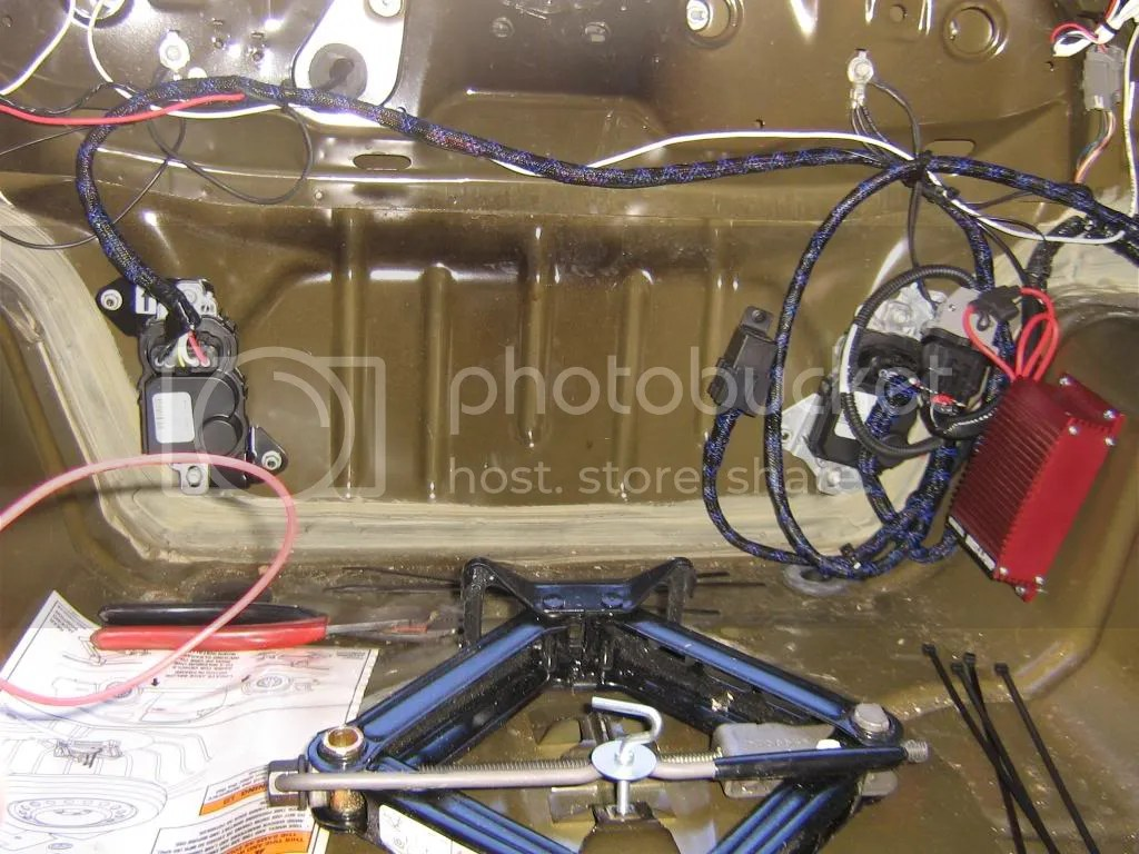 Gt500 Fuel Pump Wiring Harness