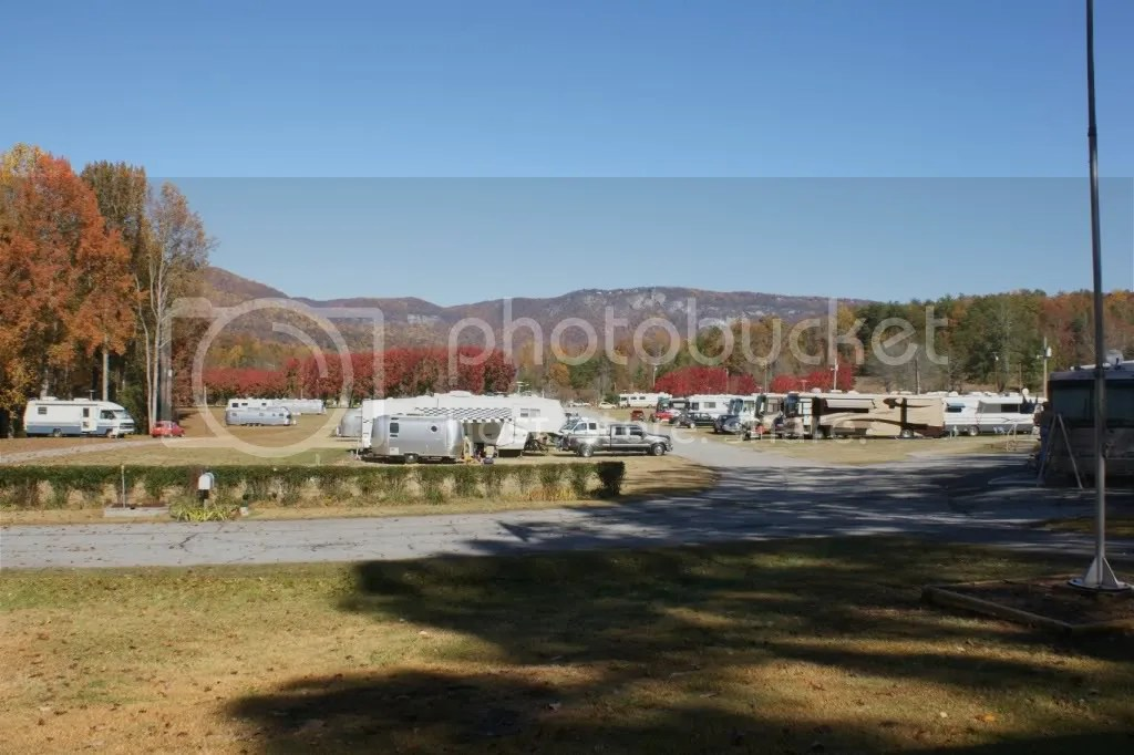 photo of the camping area by Martin Miller