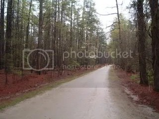 Umstead 100 Mile Endurance Run course