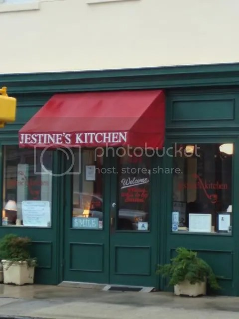 Epicurious Eats Jestine Kitchen Charleston