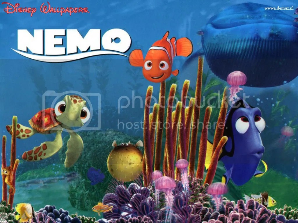 finding nemo wallpaper Image