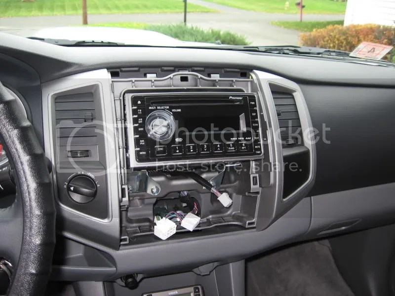 2000 Toyota Tacoma Stereo Wiring Diagram