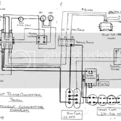 Ronk Phase Converter Wiring Diagram Yamaha R6 2001 Purchased Not Home Built Converters