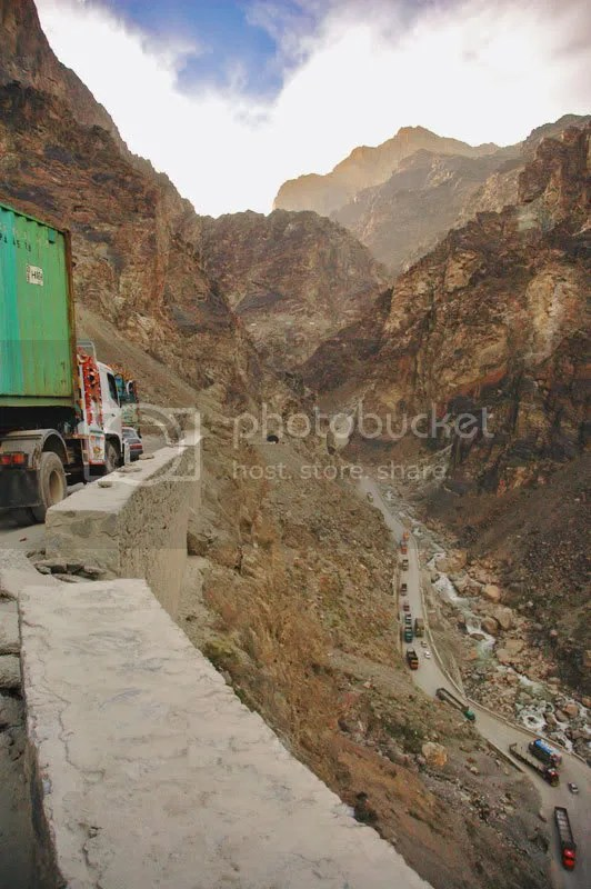 Mahi Par road
