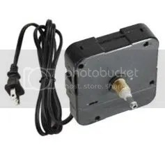 Auto Set Electric Clock Motor-1- Clock Parts.com
