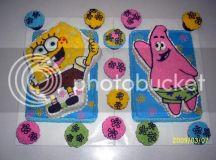 SpongeBob And Patrick Cake Photo by funwithcakes | Photobucket