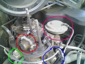 Anyone know where the Fuel Pressure Regulator is?  S10 Forum